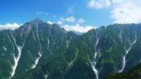 夏の剱岳イメージ